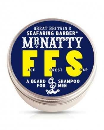 Mr Natty Face Forest Beard Shampoo