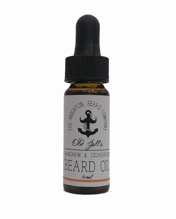 MANDARIN CEDARWOOD BEARD OIL BRIGHTON