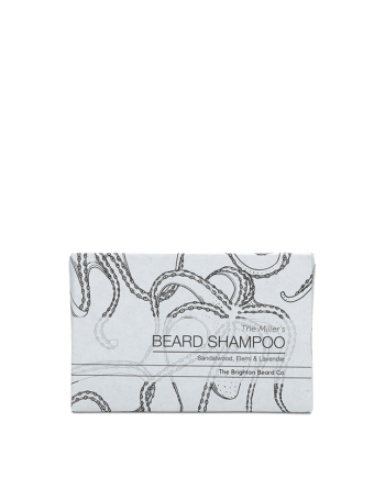 beard shampoo bar